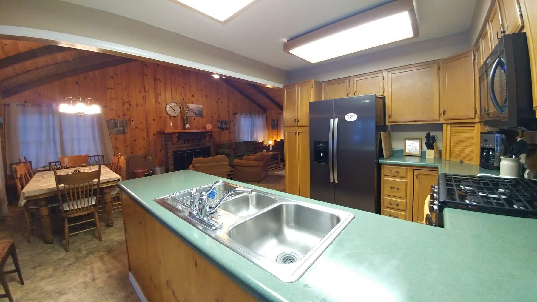 Cabin home for rent, short-term and long-term rentals